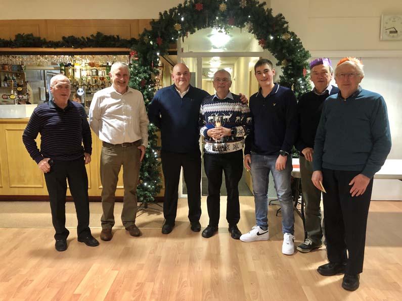 Ashbourne Bowls Club Presentations